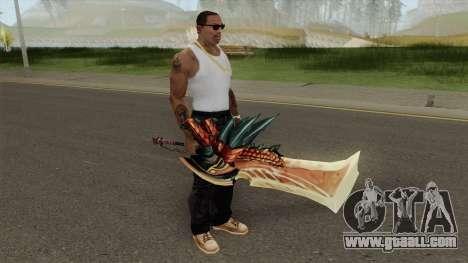 Monster Hunter Weapon V2 for GTA San Andreas