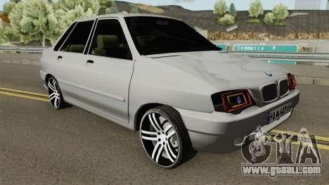 Saipa Pride 132 TU for GTA San Andreas