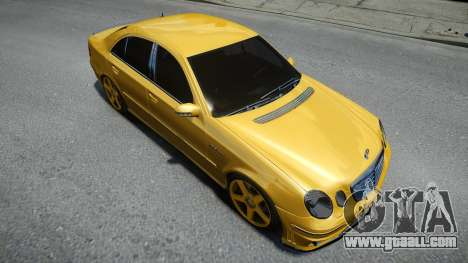 Mercedes-Benz E63 W211 AMG for GTA 4