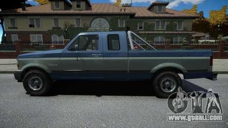Vapid Sadler Sport Retro Extended Cab for GTA 4