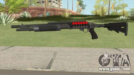 XY7-T Shotgun for GTA San Andreas
