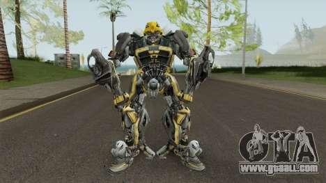 Transformers Bumblebee AOE MK2 for GTA San Andreas