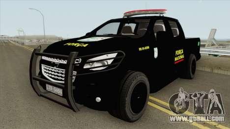 Chevrolet S-10 Forca Nacional for GTA San Andreas