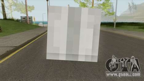 Wheatley Portal 2 Minecraft for GTA San Andreas