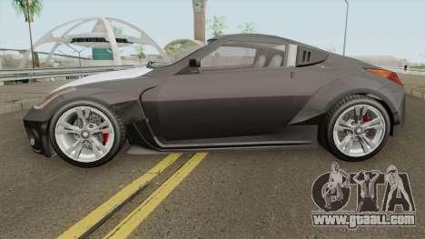 Annis ZR380 Stock GTA V IVF for GTA San Andreas