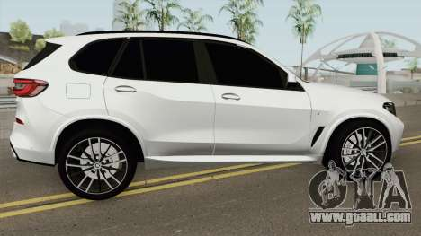 BMW X5 G05 M Sport 2019 for GTA San Andreas