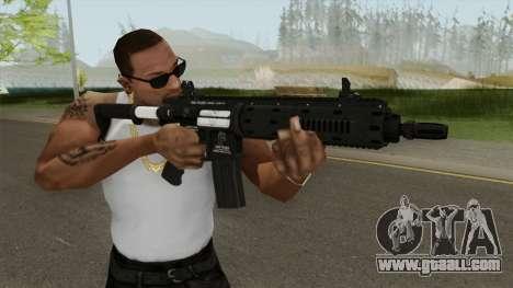 Carbine Rifle GTA V for GTA San Andreas
