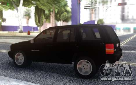 Jeep Grand Cherokee Pasha Pala for GTA San Andreas