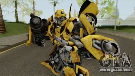 Bumblebee Weapon for GTA San Andreas