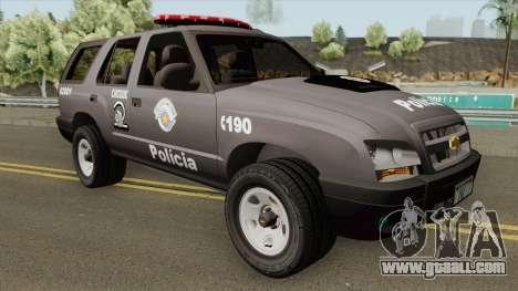 Chevrolet Blazer PMESP for GTA San Andreas