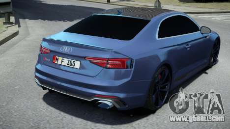 Audi RS5 for GTA 4