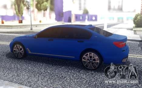 BMW 760Li for GTA San Andreas