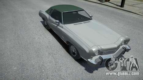 Chevrolet Monte Carlo 1973 for GTA 4