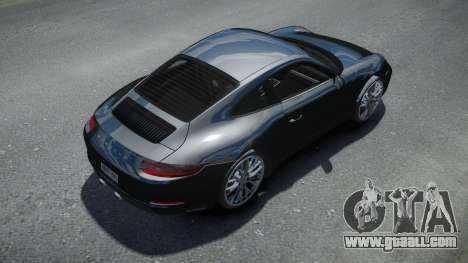 Porsche 911 Carrera S (991.2) 2017 for GTA 4