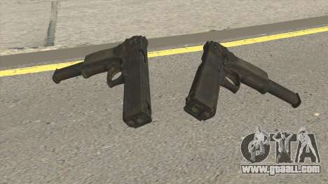 OTs-33 PDW for GTA San Andreas
