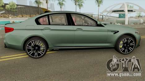 BMW M5 F90 MPerformance for GTA San Andreas