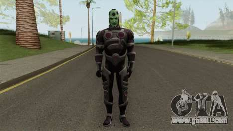 Brainiac From DC Legends V2 for GTA San Andreas