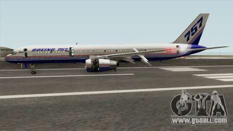 Boeing 757-200 RR RB211 for GTA San Andreas