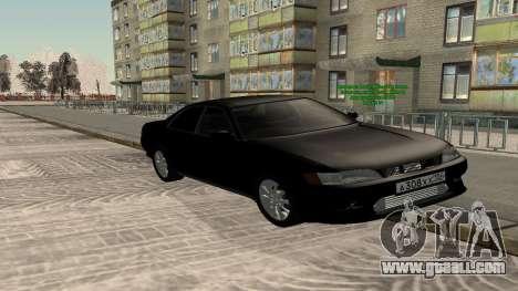 Toyota Mark II X90 for GTA San Andreas