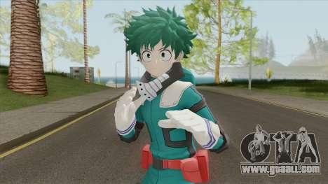 Izuku Midoriya (My Hero One Justice) for GTA San Andreas
