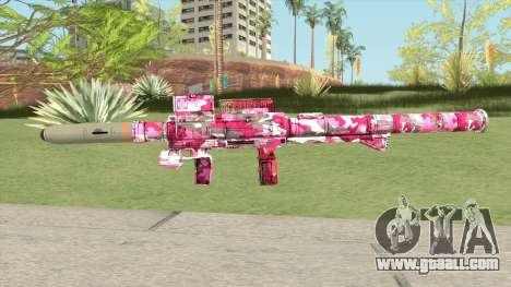 GTA Online RPG V2 for GTA San Andreas