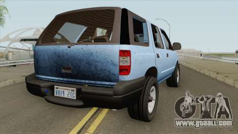 Chevrolet Blazer Civilian for GTA San Andreas