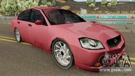 Nissan Altima (SA Style) for GTA San Andreas