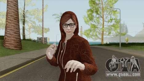 GTA Online Female Skin 2 for GTA San Andreas