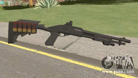 Battle Carnival MB70 Shotgun for GTA San Andreas