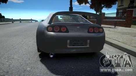 Dinka Jester Classic Revised Rims v2 for GTA 4