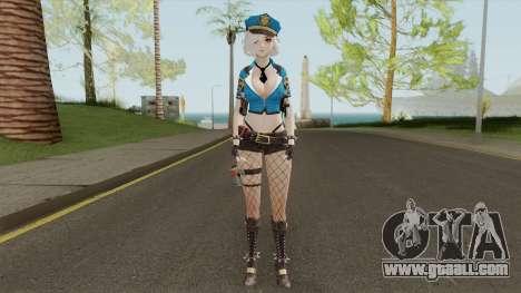 OverHit - Velvet Police for GTA San Andreas