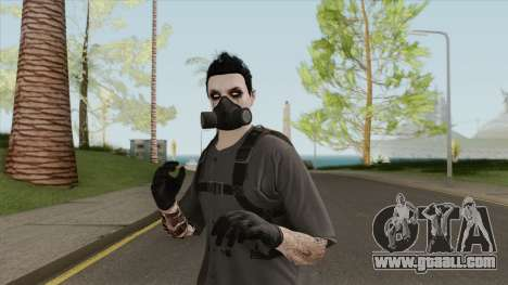 Male Random Skin From GTA V Online for GTA San Andreas
