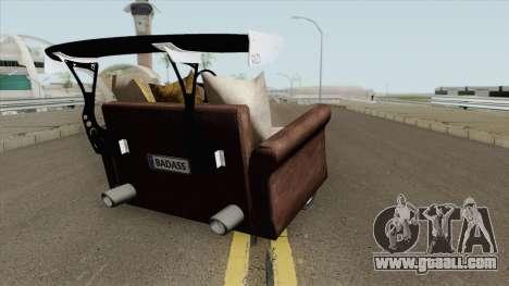 Kauch for GTA San Andreas