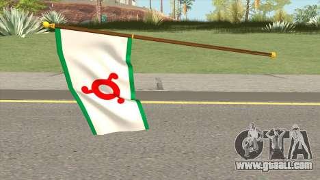 Ingushetia Flag for GTA San Andreas