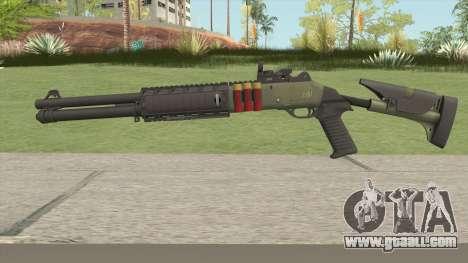 Battle Carnival M1014 for GTA San Andreas