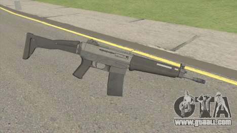Assault Rifle Uncharted 4 for GTA San Andreas
