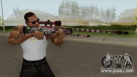 Sniper Rifle (Xorke) for GTA San Andreas