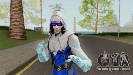 N52 Captain Cold From DC unchained for GTA San Andreas