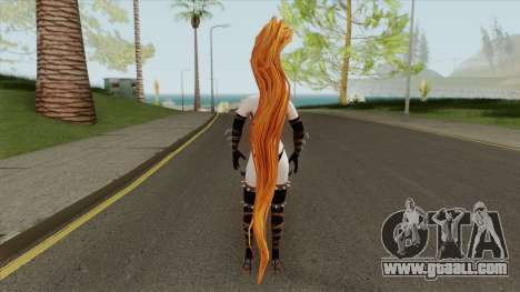 Artemis Requiem From DC Unchained for GTA San Andreas