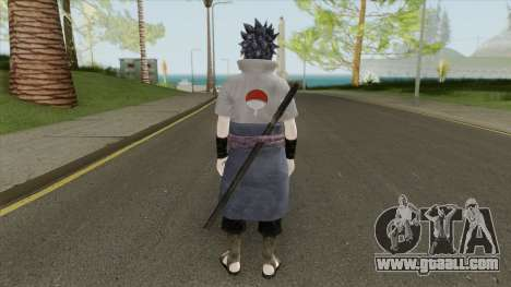 Jump Force PS4 Sasuke Uchiha for GTA San Andreas