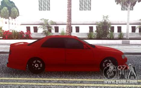 Toyota Chaser JZX 100 for GTA San Andreas