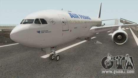 Airbus A330-200 GE CF6-80E1 (Air France) for GTA San Andreas