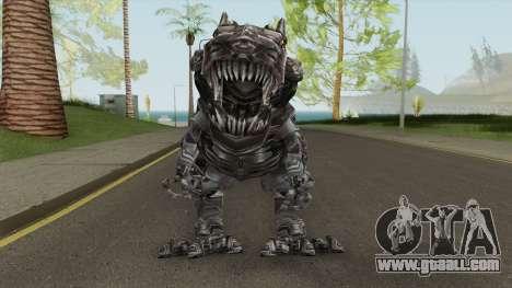 Transformers Grimlock AOE V2 for GTA San Andreas