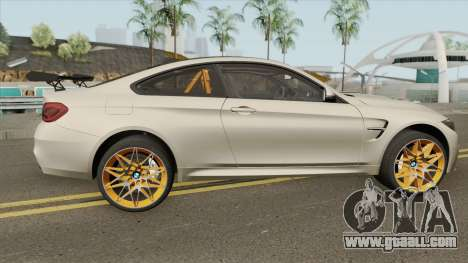 BMW M4 GTS 2016 for GTA San Andreas