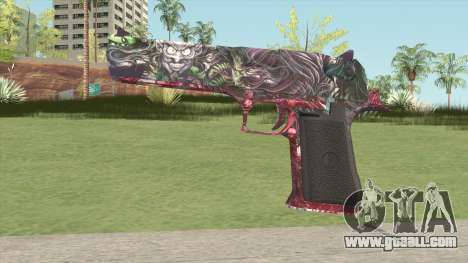 Desert Eagle (Xorxe) for GTA San Andreas
