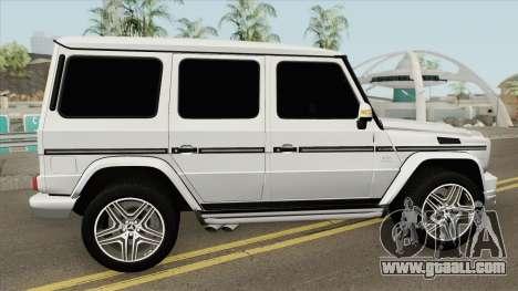 Mercedes-Benz G63 AMG Bulkin for GTA San Andreas