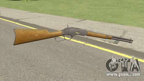 Winchester 1873 Rusty for GTA San Andreas