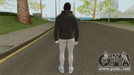 Female Random Skin 1 for GTA San Andreas