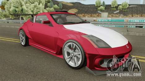 Annis ZR380 GTA V for GTA San Andreas