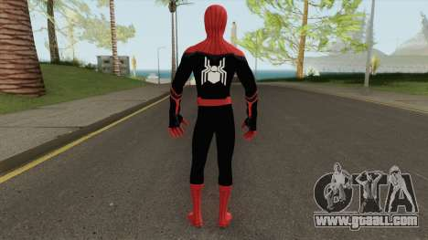 Spider Man Far From Home Skin for GTA San Andreas